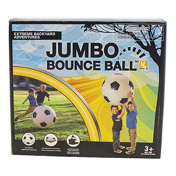 b4 Adventure 30 Inflatable Soccer Ball