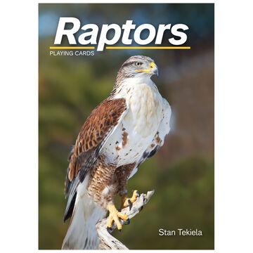 Raptors Playing Cards by Stan Tekiela