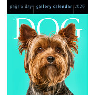 Dog 2020 Page-A-Day Gallery Calendar by Workman Publishing