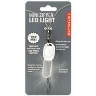Kikkerland Mini Zipper LED Light