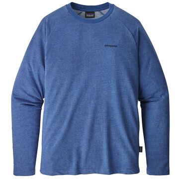 Patagonia Mens P-6 Logo Lightweight Crew Sweatshirt
