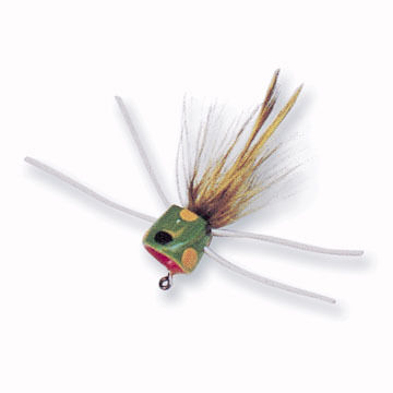 Betts Frugal Frog Popper Fly