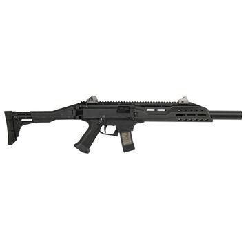 CZ-USA CZ Scorpion EVO 3 S1 Carbine w/ Muzzle Brake 9mm 16.2 20-Round Rifle