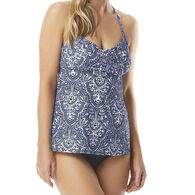 Beach House - Swimwear Anywear Women's Lucy Twist Tankini Top Swimsuit