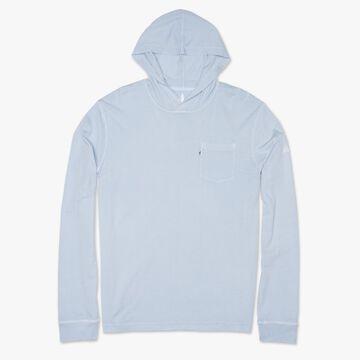 johnnie-O Mens Eller Long-Sleeve Hooded T-Shirt