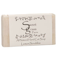 Sweet Grass Farm Natural Handcut Soap, 4 oz.