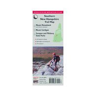 Globe Pequot Press Southern New Hampshire Trail Map