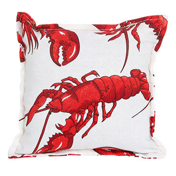 "Paine Products 6""x 6"" Lobster Balsam Pillow"