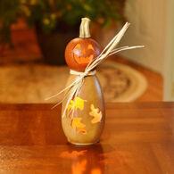 Meadowbrooke Gourds Dexter Small Tall Lit Jack-O'-Lantern