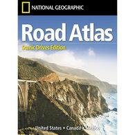 National Geographic Road Atlas - Scenic Drives Edition