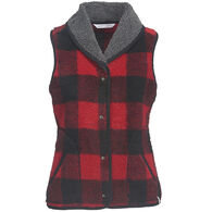 Woolrich Women's Glacier View Sherpa Fleece Vest