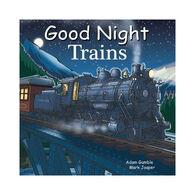 Good Night Dump Trains Board Book by Adam Gamble & Mark Jasper
