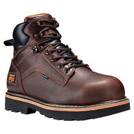 "Timberland PRO Men's Ascender 6"" Alloy Toe Work Boot"