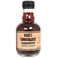 Wood's Pure Maple Syrup Company Chocolate Maple Syrup