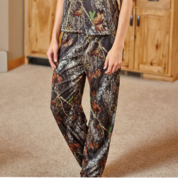 Wilderness Dreams Womens Camo Lounge Pant