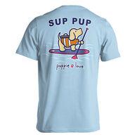 Puppie Love Women's SUP Pup Short-Sleeve T-Shirt