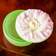 Ibis & Orchid Design Confederate Rose Keepsake Box