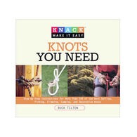Knack Knots You Need by Buck Tilton