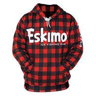 Eskimo Buffalo Plaid Hoodie