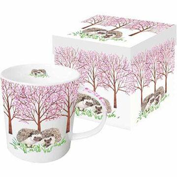 Paperproducts Design Hyde Park Hedgehogs Mug