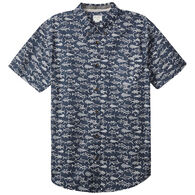 O'Neill Men's Jack O'Neill Angler Short-Sleeve Shirt
