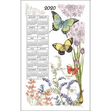 Kay Dee Designs 2020 Serendipity Calendar Towel