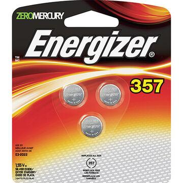 Energizer 357 Silver Oxide Button Cell Battery - 3 Pk.