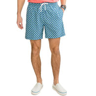 Southern Tide Men's Pick Up Limes Swim Short