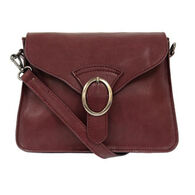 Joy Susan Women's Drea Convertible Buckle Handbag