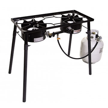 Camp Chef Pioneer Two Burner Stove