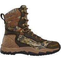 "LaCrosse Men's Windrose 8"" Mossy Oak Break-Up Country 600g Insulated Boot"