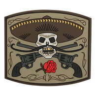 Maxpedition El Guapo PVC 3D Morale Patch