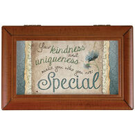 Carson Home Accents Your Kindness Music Box