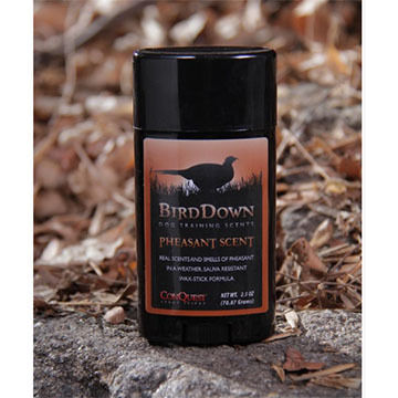 ConQuest BirdDown Pheasant In A Stick Dog Training Scent