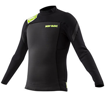 Body Glove Mens Super Rover 1mm Long-Sleeve Rashguard Top