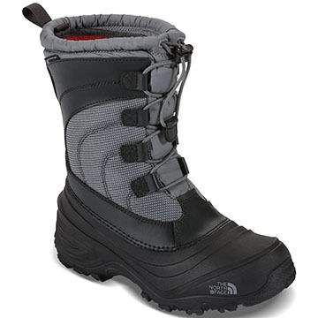 The North Face Boy's Alpenglow IV Boot