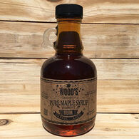 Wood's Pure Maple Syrup Company Rum Barrel Aged Maple Syrup