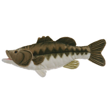 Cabin Critters 17 Plush Large Mouth Bass