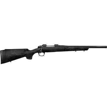 CVA Cascade SB Cerakote Graphite Black/Veil Tac Black 308 Winchester 18 4-Round Rifle
