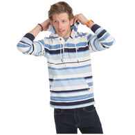 Southern Tide Men's Baja Striped Pullover Hoodie