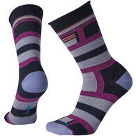 SmartWool Women's Non-Binding Pressure-Free Striped Crew Sock