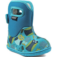 Bogs Infant/Toddler Boys' Baby Owls Insulated Winter Boot