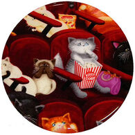 Andreas Decorative Cats At The Movies Jar Opener