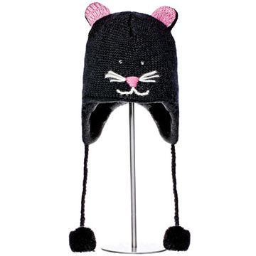 Knitwits Boys & Girls Kiki The Kitty Animal Hat