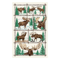 Paine Products Moose Design Dish Towel