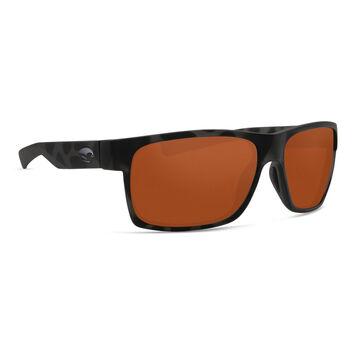 Costa Del Mar OCEARCH Half Moon Plastic Lens Polarized Sunglasses