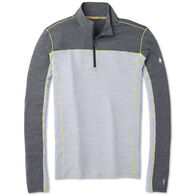 SmartWool Men's Merino Sport 250 1/4- Zip Long-Sleeve Baselayer Top