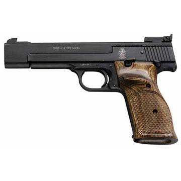 Smith & Wesson Model 41 22 LR 5.5 10-Round Pistol
