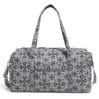 Vera Bradley Recycled Cotton 50 Liter Large Travel Duffel Bag