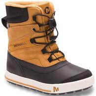 Merrell Boys' & Girls' Snowbank 2.0 Waterproof Winter Boot